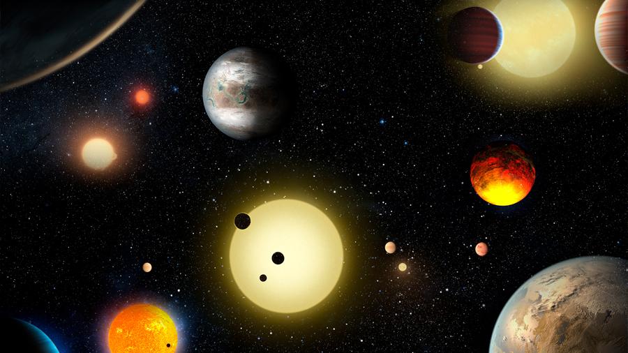 Científicos descubren la existencia de 104 nuevos exoplanetas