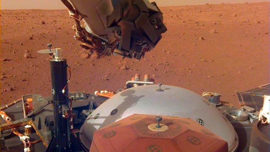 Escucha los primeros sonidos del viento captados en Marte [VIDEO]