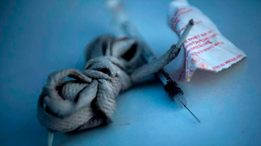 El fentanilo supera a la heroína como causa de muerte por sobredosis en EU