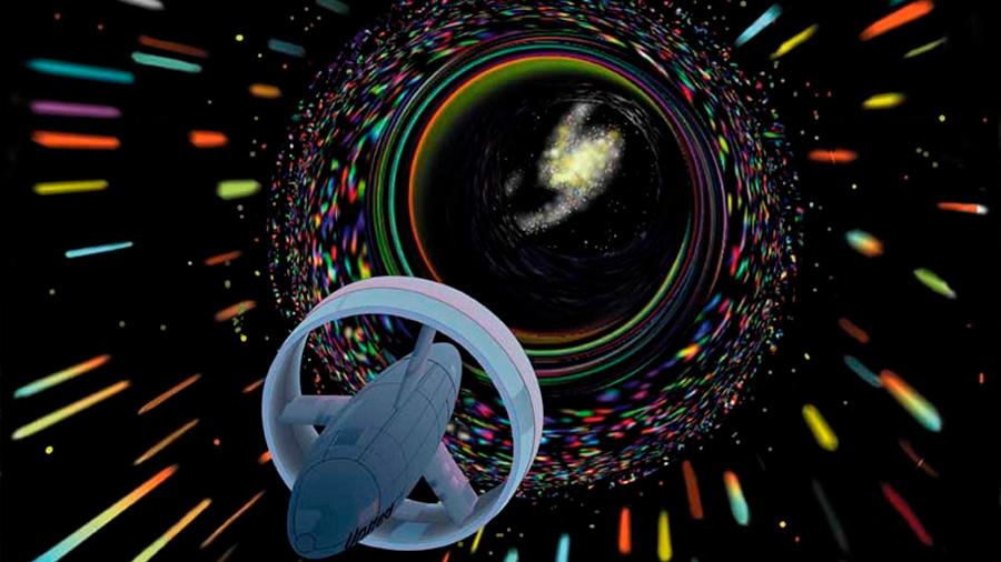 Físicos teorizan que los agujeros de gusano son intransitables