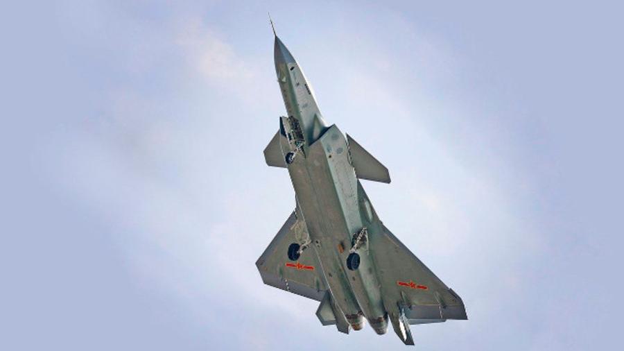 China presenta un futurista radar cuántico para sus aviones de combate