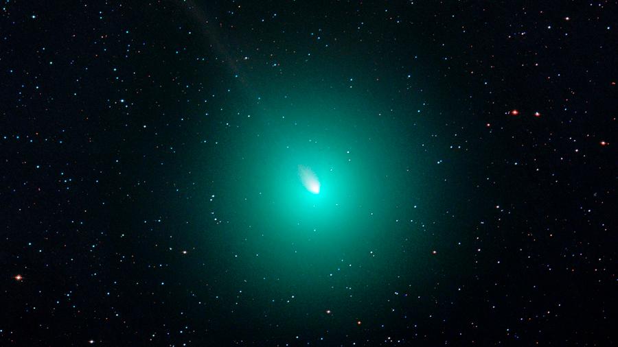 """Goza este mes """"el cometa de la Navidad"""", el que más se acercará a la Tierra en los últimos 70 años"""