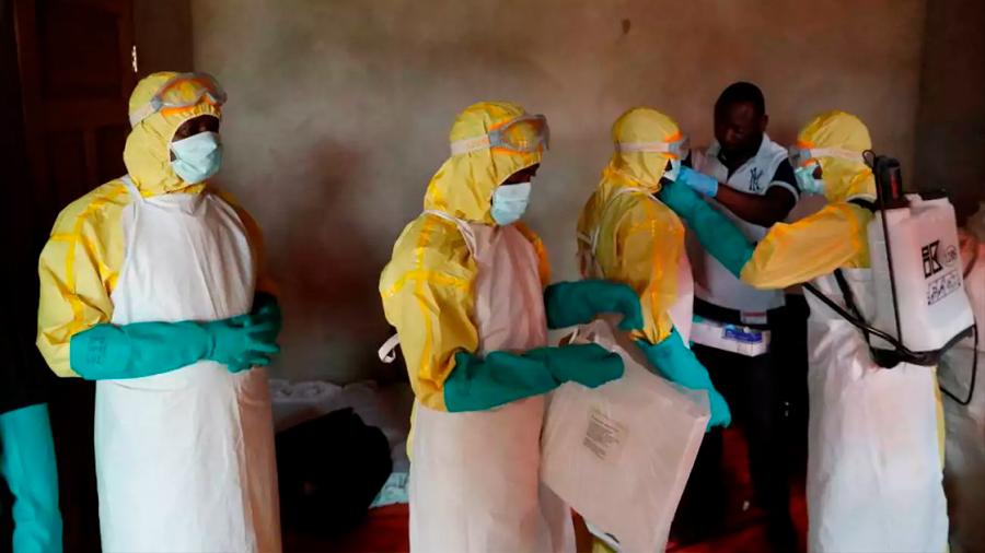 Descubierta una sustancia que bloquea el ébola