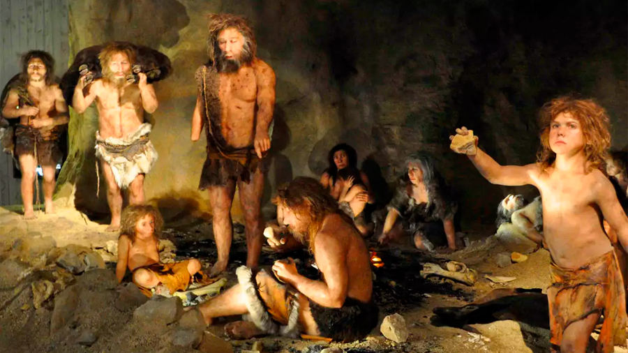 Hay indicios de espiritualidad más allá del Homo sapiens