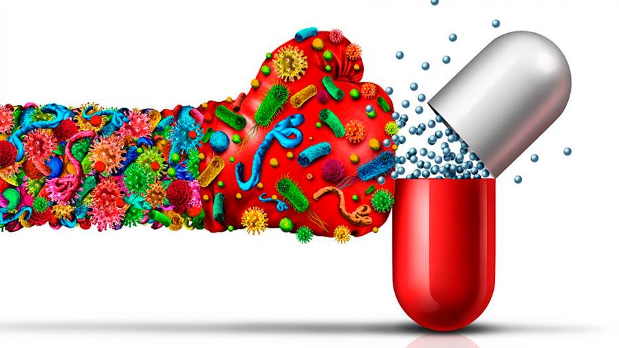 Un peligroso experimento a escala global. Selección de bacterias multi-resistentes a antibióticos