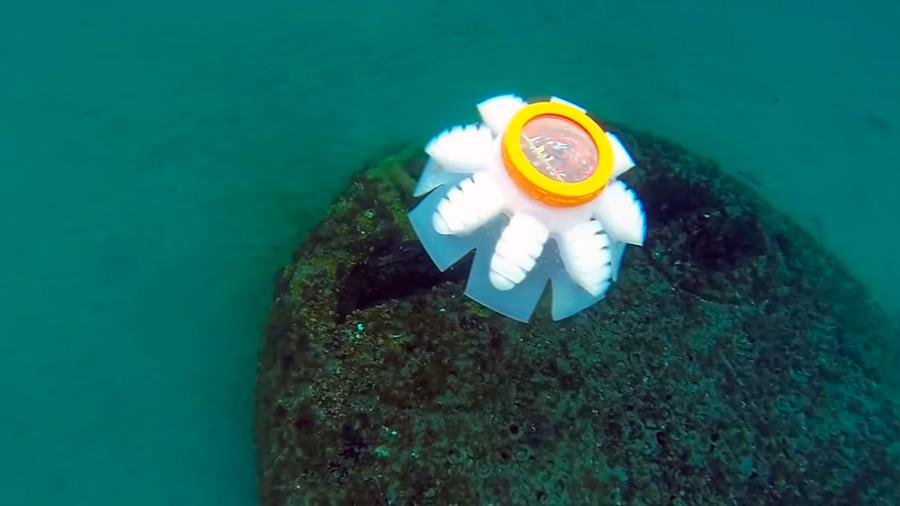 Medusas robóticas patrullarán los mares para protegerlos