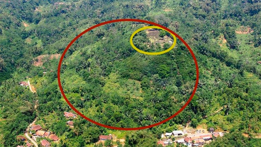 Descubren una extraña y enorme pirámide que podría ser la más antigua del planeta