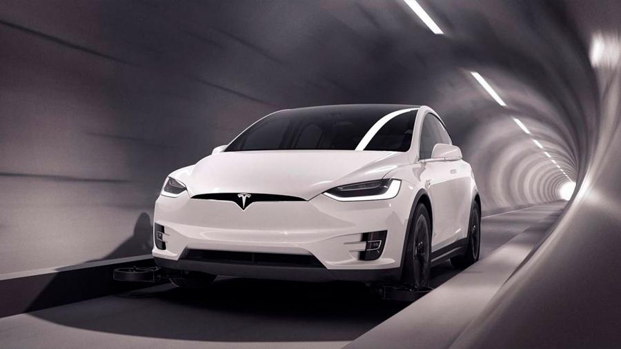 Elon Musk presentó el esperado túnel de The Boring Company, aunque lo odiarás si eres claustrofóbico [VIDEO]