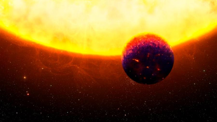 Un planeta de zafiros y rubíes a 21 años luz