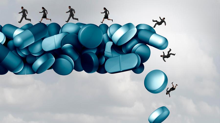 Quizás te deprima más saber cómo fabrican tus antidepresivos