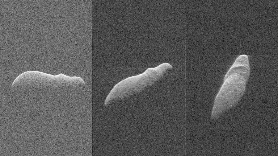 """La NASA logra imágenes detalladas de asteroide """"2003 SD220"""""""