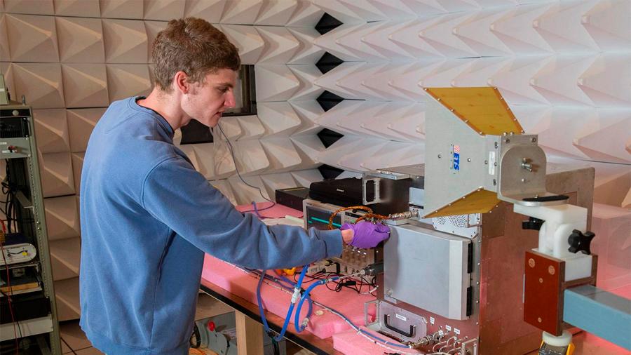 Impresora 3D en la Estación Espacial permite reciclar el plástico