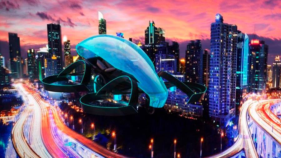 El Gobierno de Japón quiere que los automóviles voladores circulen en 2023