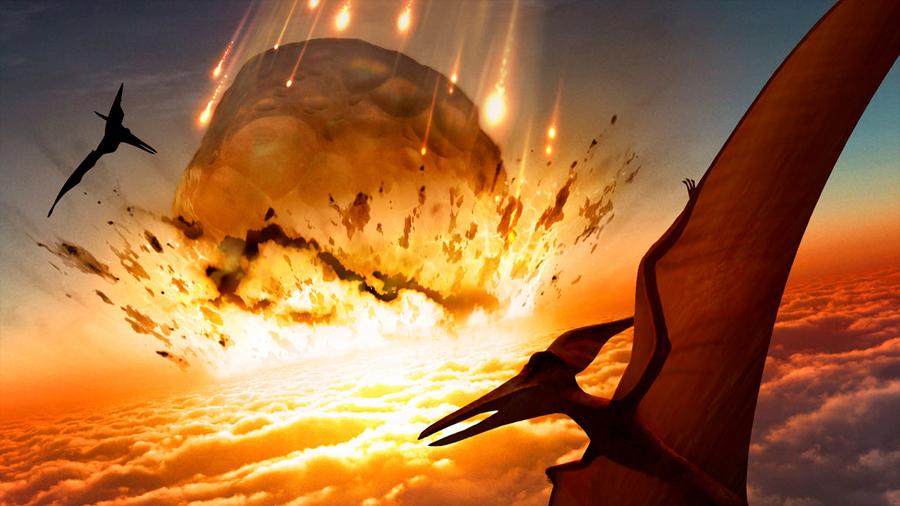 El asteroide que acabó con los dinosaurios desató un tsunami global