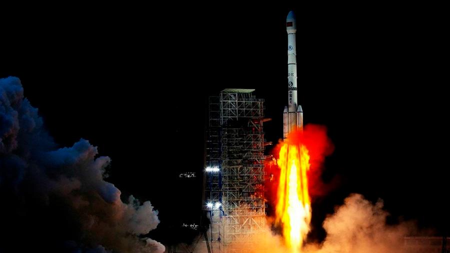 Por primera vez China lidera el ranking de los lanzamientos espaciales