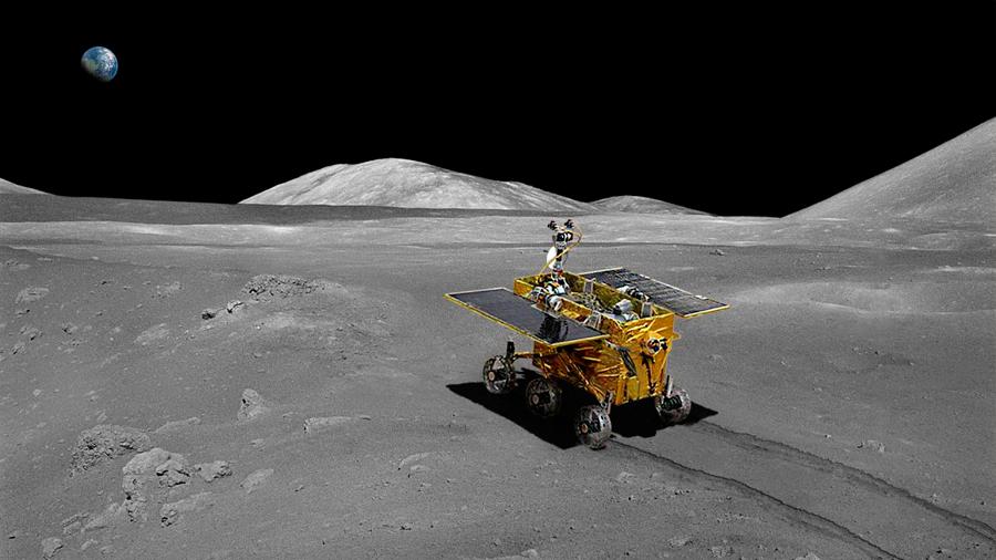 La sonda china Chang'e se prepara para alunizar en cara oculta de la Luna