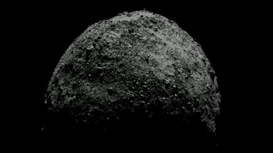 OSIRIS-REx desvela el peso, el volumen y la densidad media del asteroide Bennu [FOTOS]