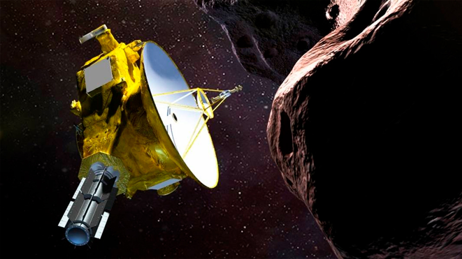 New Horizons confirma su encuentro con Ultima Thule, en los confines del Sistema Solar