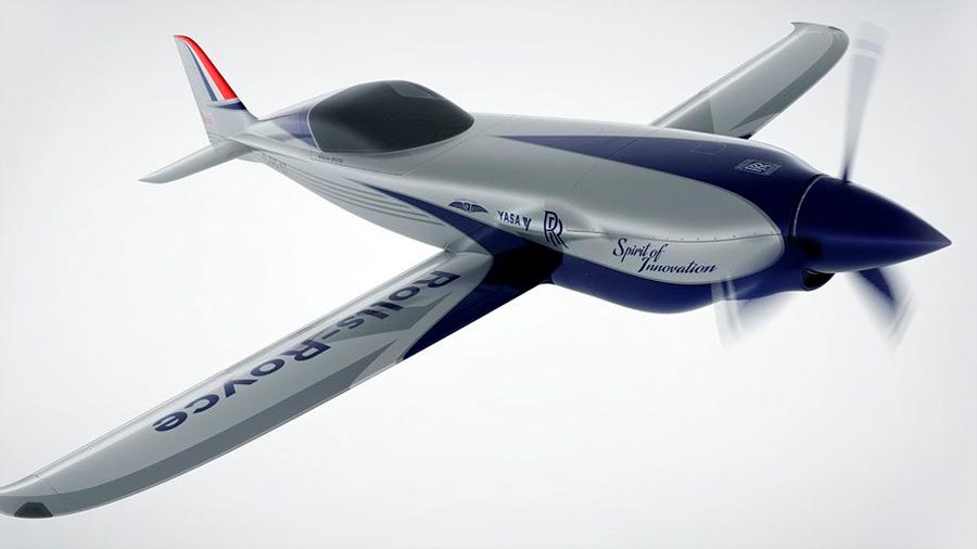 Rolls-Royce en pos del avión eléctrico más veloz del mundo: 480 km/h
