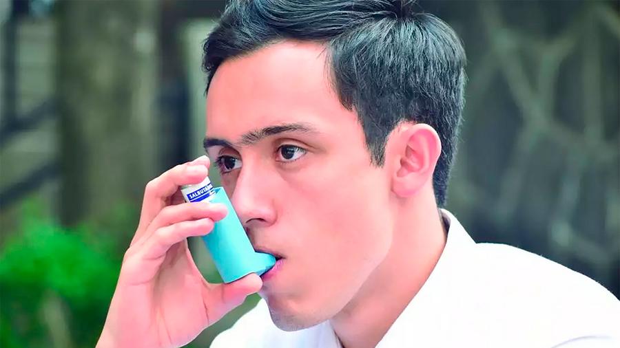 Estrés y sobreproducción de mucina responsables del asma