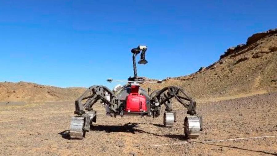 Marte también comienza en los desiertos de Marruecos: un perfecto banco de pruebas