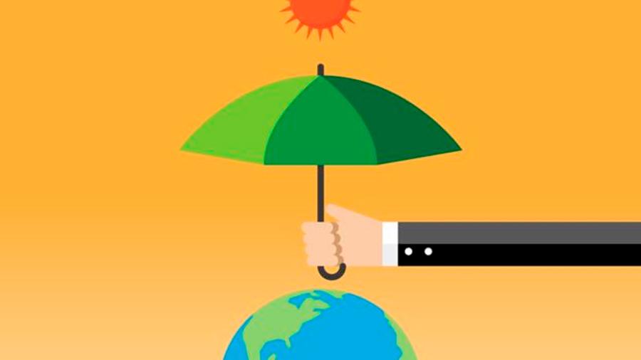 Oscurecer el sol para enfriar la Tierra del cambio climático: el primer experimento