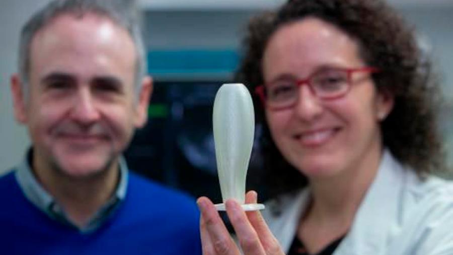 Premia MIT prótesis española para mujeres sin vagina o mutiladas o para cambiar de sexo