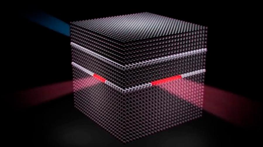 Muestran la primera arquitectura de chips cuánticos a escala atómica en 3D