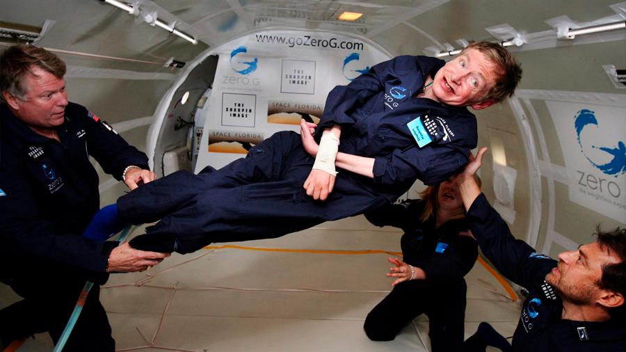 Stephen Hawking nació hace 77 años: diez de sus citas imprescindibles