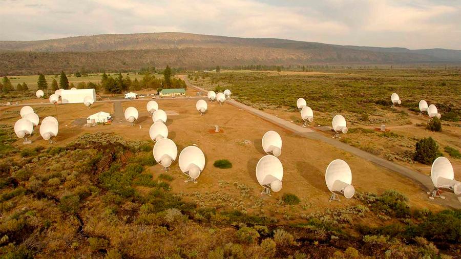 Nueva herramienta en Internet permite saber todas las búsquedas de inteligencia no terrestre de los científicos