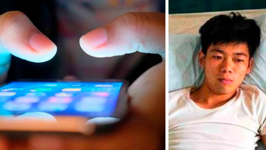 Un joven que vendió uno de sus riñones para comprar un iPhone y ahora vive postrado en una cama