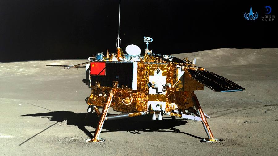 Este año China recolectará muestras de la Luna
