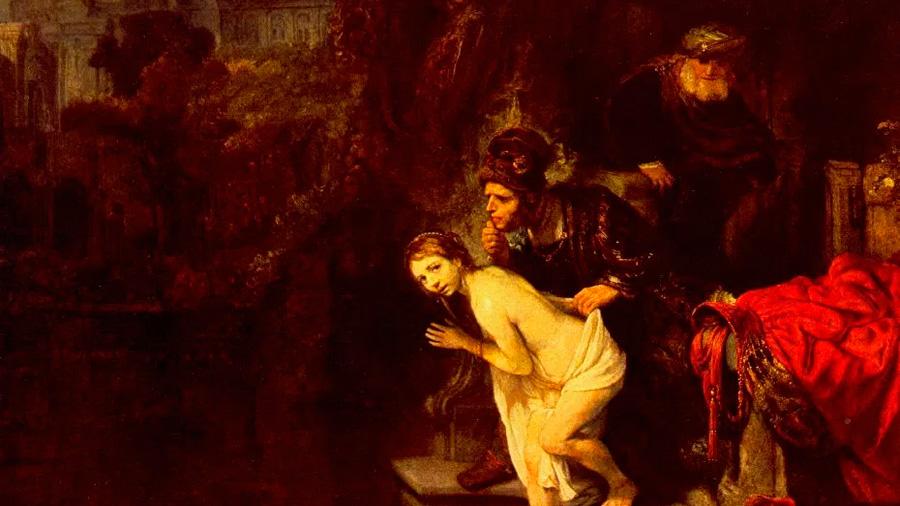 Un sincrotrón desvela el secreto mejor guardado de Rembrandt
