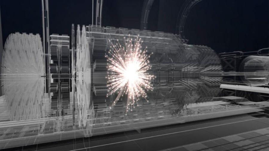 Anuncian planes para un acelerador de partículas más grande que el Canal de Panamá