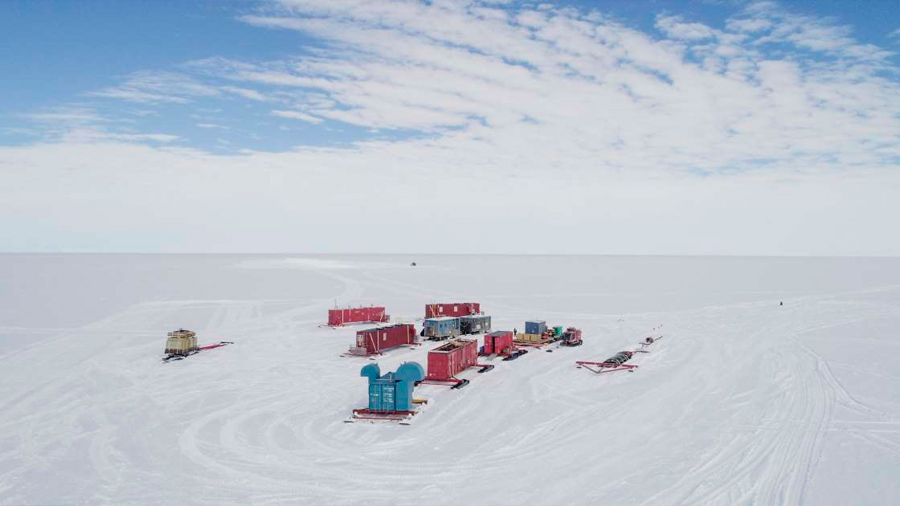Vida en la Antártida: la hallan en un lago subglacial a más de mil metros de profundidad