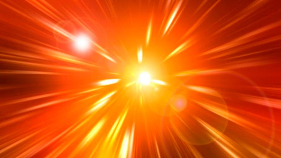 ¿Crees que la velocidad de la luz es rápida? Mira esta animación de NASA