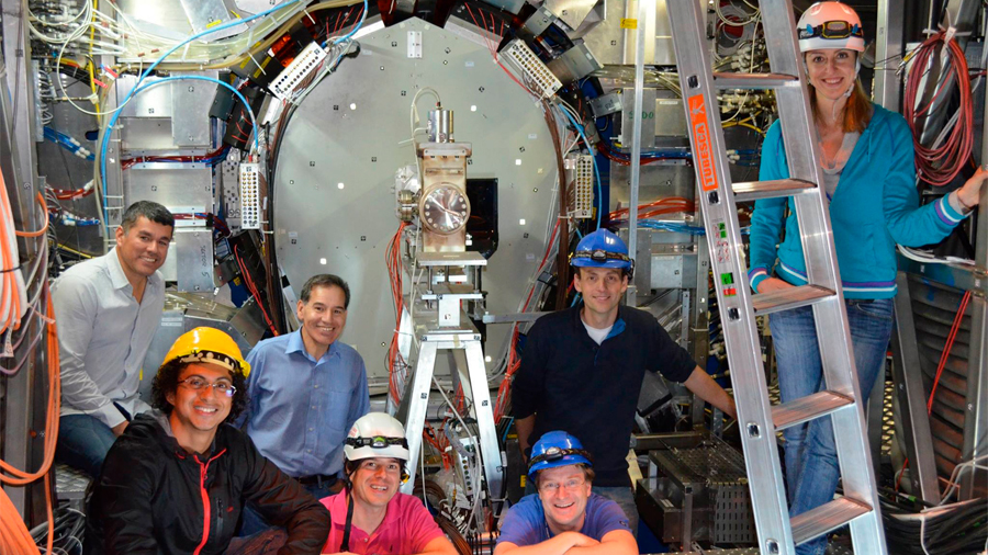 Participa científico mexicano en el estudio de fenómenos de la física de alta energía en el Gran Colisionador de Hadrones
