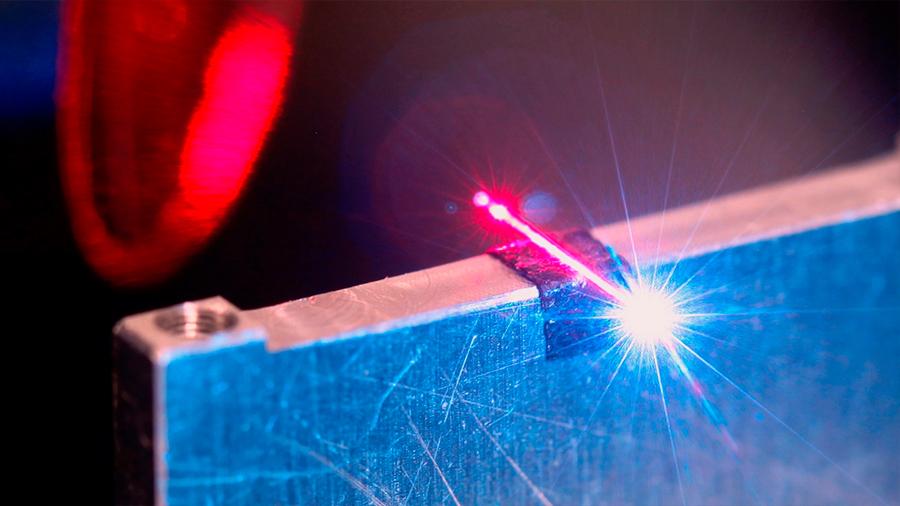 Agujeros negros en el laboratorio de óptica