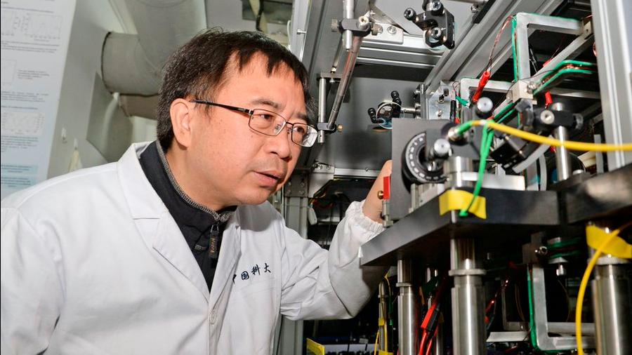Jian-Wein Pan, el científico que podría convertir a China en líder del sector cuántico