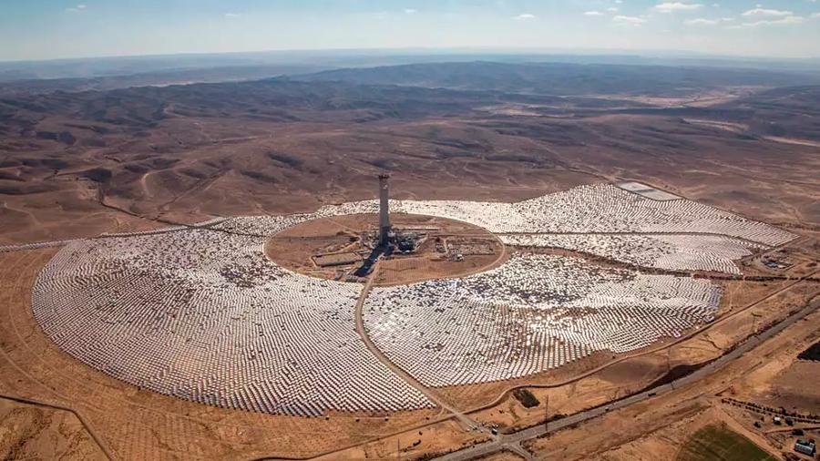 Israel construye la torre solar más alta del orbe: 250 metros