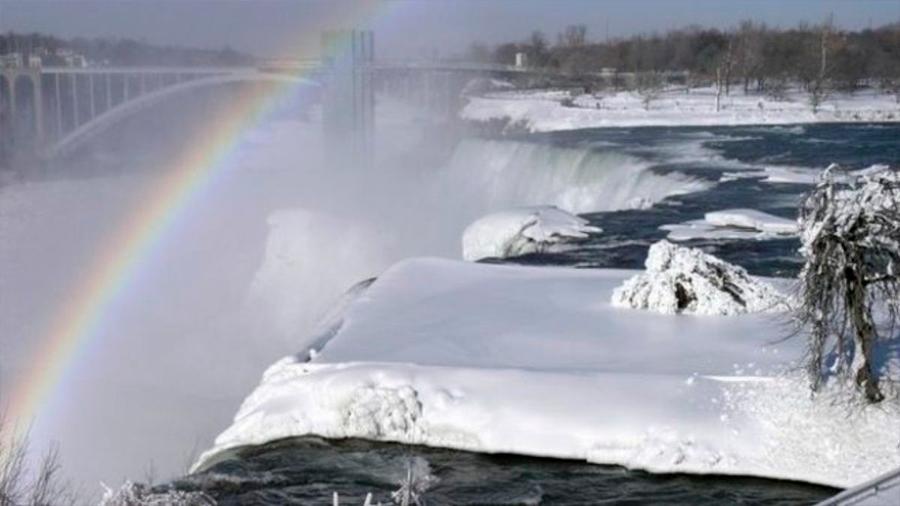 Ola de frío ártico en Estados Unidos: autoridades advierten de temperaturas de hasta menos de 50ºC