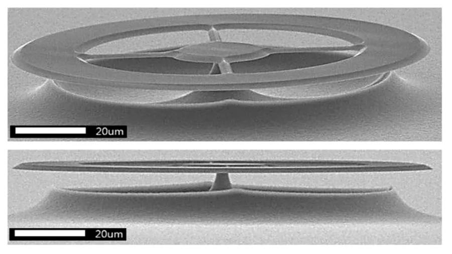 Nuevo sensor de ultrasonidos es tan preciso que puede escuchar el sonido que hace una bacteria