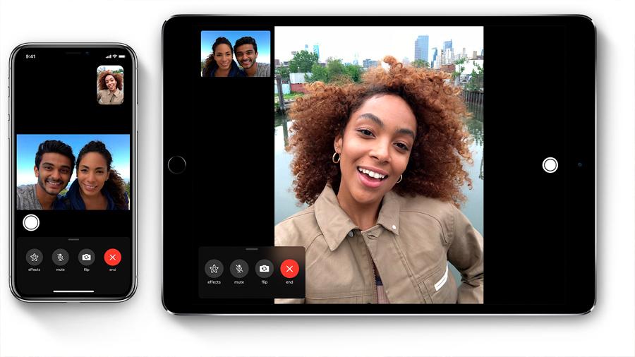 Un fallo en Face Time de Apple que permite espiar las videollamadas que las acepte el interlocutor