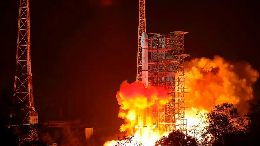 China anuncia que enviará más de 50 naves al espacio durante 2019