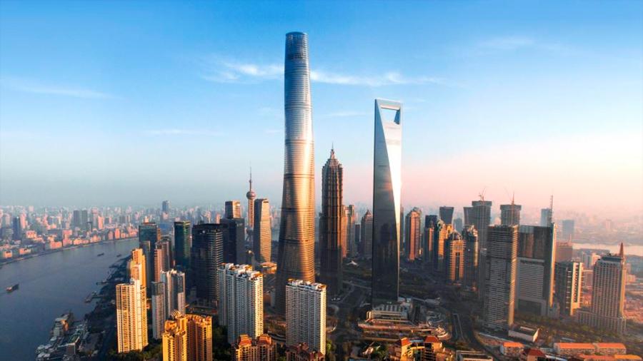 Edificios grandes o pequeños