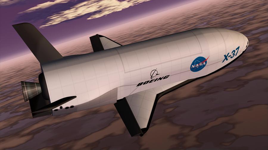 El misterioso avión espacial no tripulado X-37B ya ha pasado más de 500 días en órbita