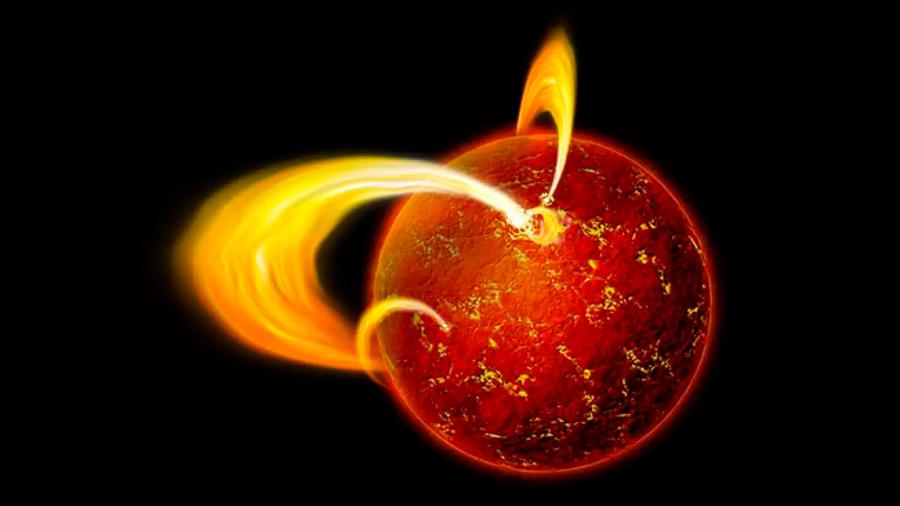 Las misteriosas señales cósmicas FRB se relacionan con magnetares