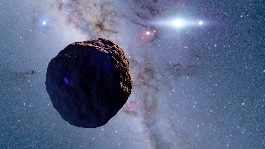 Se descubre un 'eslabón perdido' en la formación planetaria