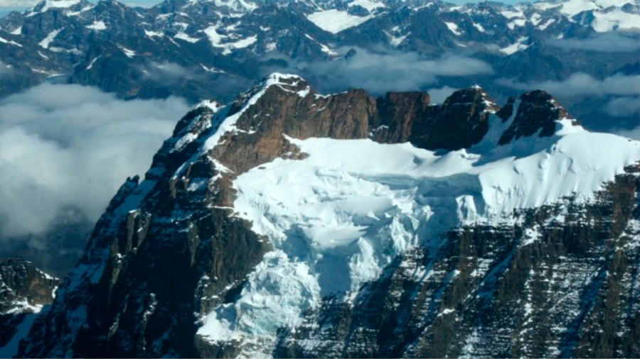 Reconstruyen las placas que elevaron los Andes en el Cretácico