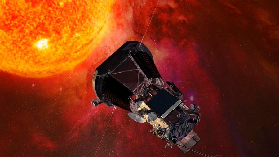 La sonda Parker completa su primera órbita alrededor del sol